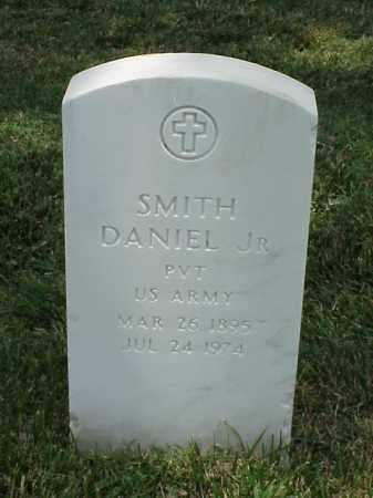 DANIEL, JR (VETERAN WWI), SMITH - Pulaski County, Arkansas | SMITH DANIEL, JR (VETERAN WWI) - Arkansas Gravestone Photos