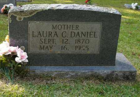 DANIEL, LAURA C - Pulaski County, Arkansas | LAURA C DANIEL - Arkansas Gravestone Photos