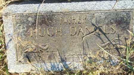 DANIELS, HUGH - Pulaski County, Arkansas | HUGH DANIELS - Arkansas Gravestone Photos