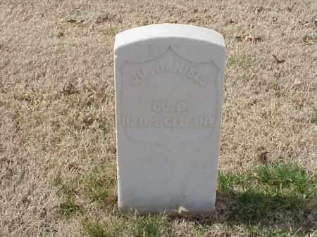 DANIELS (VETERAN UNION), WILLIAM - Pulaski County, Arkansas | WILLIAM DANIELS (VETERAN UNION) - Arkansas Gravestone Photos