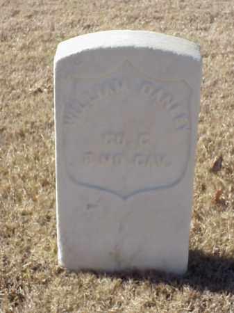 DANLEY (VETERAN CSA), WILLIAM - Pulaski County, Arkansas | WILLIAM DANLEY (VETERAN CSA) - Arkansas Gravestone Photos