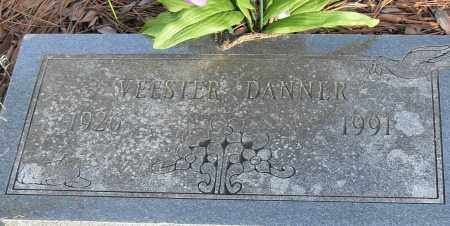 DANNER, VEESTER - Pulaski County, Arkansas | VEESTER DANNER - Arkansas Gravestone Photos