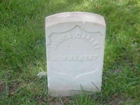 DARLEY (VETERAN UNION), JAMES A - Pulaski County, Arkansas | JAMES A DARLEY (VETERAN UNION) - Arkansas Gravestone Photos