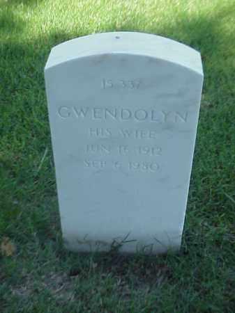 DARLING, GWENDOLYN - Pulaski County, Arkansas   GWENDOLYN DARLING - Arkansas Gravestone Photos
