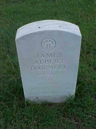 DARNELL (VETERAN WWII), JAMES ALBERT - Pulaski County, Arkansas   JAMES ALBERT DARNELL (VETERAN WWII) - Arkansas Gravestone Photos