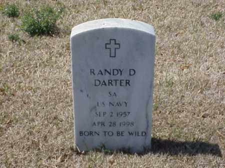 DARTER (VETERAN), RANDY D - Pulaski County, Arkansas | RANDY D DARTER (VETERAN) - Arkansas Gravestone Photos