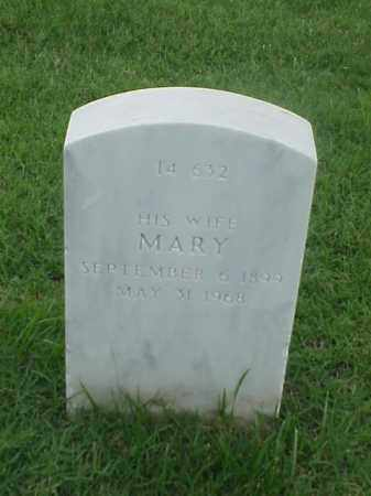 DAVENPORT, MARY - Pulaski County, Arkansas | MARY DAVENPORT - Arkansas Gravestone Photos