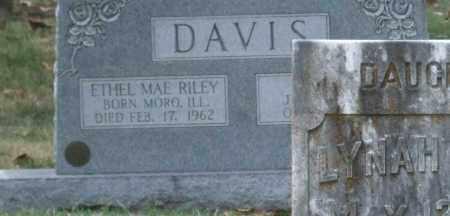 DAVIS, ETHEL MAE - Pulaski County, Arkansas | ETHEL MAE DAVIS - Arkansas Gravestone Photos