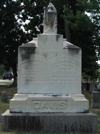 DAVIS, JEFF - Pulaski County, Arkansas | JEFF DAVIS - Arkansas Gravestone Photos