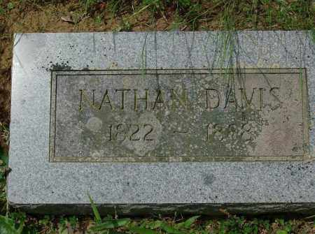 DAVIS, NATHAN - Pulaski County, Arkansas | NATHAN DAVIS - Arkansas Gravestone Photos