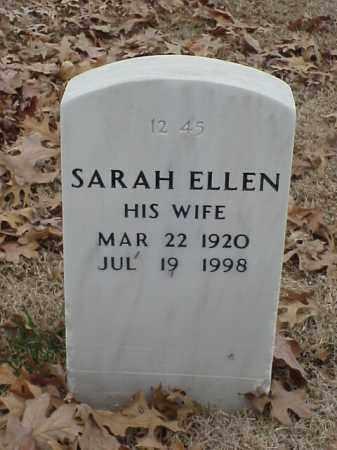 DAVIS, SARAH ELLEN - Pulaski County, Arkansas   SARAH ELLEN DAVIS - Arkansas Gravestone Photos