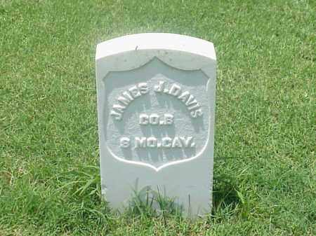 DAVIS (VETERAN UNION), JAMES J - Pulaski County, Arkansas | JAMES J DAVIS (VETERAN UNION) - Arkansas Gravestone Photos