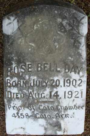 DAY, ROSE BELL - Pulaski County, Arkansas | ROSE BELL DAY - Arkansas Gravestone Photos