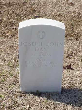 DAY (VETERAN SAW), JOSEPH JOHN - Pulaski County, Arkansas   JOSEPH JOHN DAY (VETERAN SAW) - Arkansas Gravestone Photos