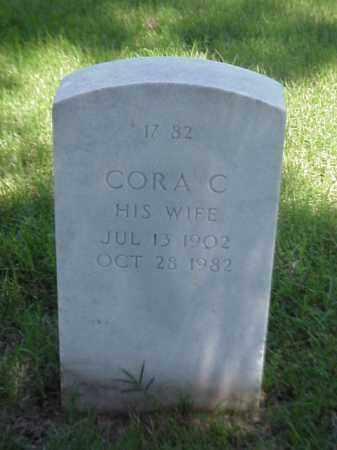 DEBOSIER, CORA C. - Pulaski County, Arkansas | CORA C. DEBOSIER - Arkansas Gravestone Photos