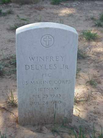 DELYLES, JR (VETERAN VIET), WINFREY - Pulaski County, Arkansas | WINFREY DELYLES, JR (VETERAN VIET) - Arkansas Gravestone Photos