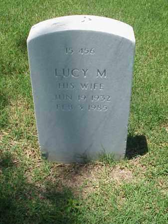 DEMONEY, LUCY M - Pulaski County, Arkansas | LUCY M DEMONEY - Arkansas Gravestone Photos