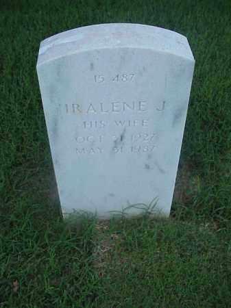 DEMPSEY, IRALENE J - Pulaski County, Arkansas | IRALENE J DEMPSEY - Arkansas Gravestone Photos