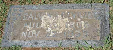 DEVORE, CALVIN J. - Pulaski County, Arkansas   CALVIN J. DEVORE - Arkansas Gravestone Photos