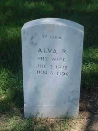 DICK, ALVA R. - Pulaski County, Arkansas | ALVA R. DICK - Arkansas Gravestone Photos