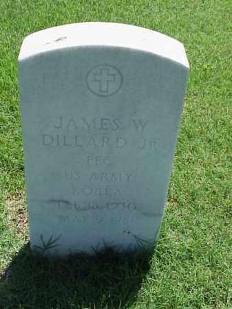 DILLARD, JR (VETERAN KOR), JAMES W - Pulaski County, Arkansas | JAMES W DILLARD, JR (VETERAN KOR) - Arkansas Gravestone Photos