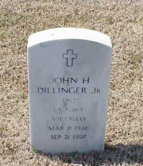 DILLINGER, JR (VETERAN VIET), JOHN H - Pulaski County, Arkansas   JOHN H DILLINGER, JR (VETERAN VIET) - Arkansas Gravestone Photos