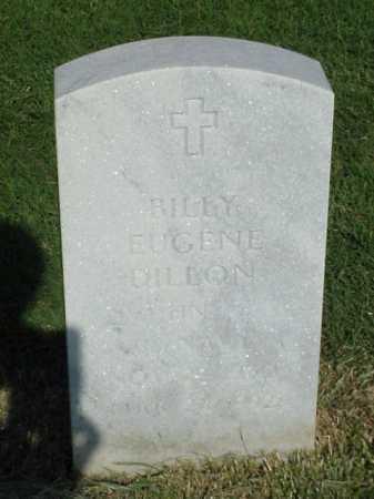 DILLON (VETERAN), BILLY EUGENE - Pulaski County, Arkansas | BILLY EUGENE DILLON (VETERAN) - Arkansas Gravestone Photos