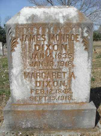DIXON, JAMES MONROE - Pulaski County, Arkansas | JAMES MONROE DIXON - Arkansas Gravestone Photos