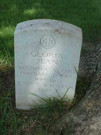 DOCKEN, GLORIA JEAN - Pulaski County, Arkansas   GLORIA JEAN DOCKEN - Arkansas Gravestone Photos