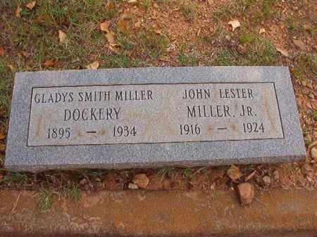 MILLER, JR, JOHN LESTER - Pulaski County, Arkansas | JOHN LESTER MILLER, JR - Arkansas Gravestone Photos