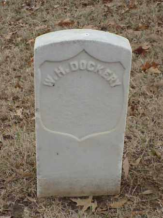 DOCKERY (VETERAN UNION), W H - Pulaski County, Arkansas | W H DOCKERY (VETERAN UNION) - Arkansas Gravestone Photos