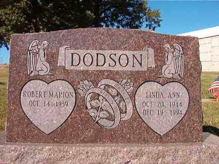 DODSON, LINDA ANN - Pulaski County, Arkansas | LINDA ANN DODSON - Arkansas Gravestone Photos