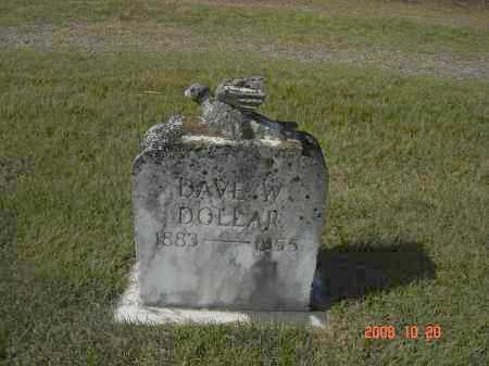 DOLLAR, DAVE - Pulaski County, Arkansas | DAVE DOLLAR - Arkansas Gravestone Photos