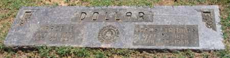 DOLLAR, GRACE E. - Pulaski County, Arkansas | GRACE E. DOLLAR - Arkansas Gravestone Photos