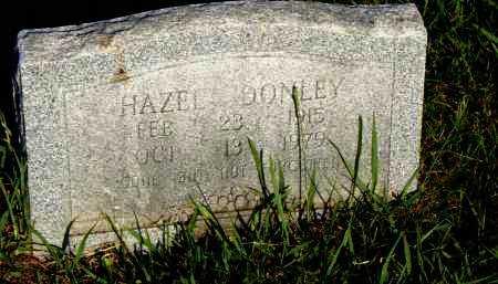 DONLEY, HAZEL - Pulaski County, Arkansas | HAZEL DONLEY - Arkansas Gravestone Photos
