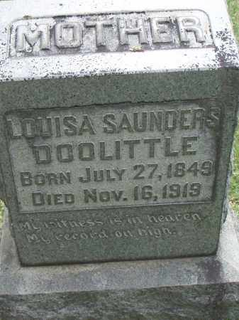 DOOLITTLE, LOUISA - Pulaski County, Arkansas | LOUISA DOOLITTLE - Arkansas Gravestone Photos
