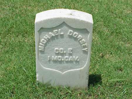 DORSEY (VETERAN UNION), MICHAEL - Pulaski County, Arkansas | MICHAEL DORSEY (VETERAN UNION) - Arkansas Gravestone Photos