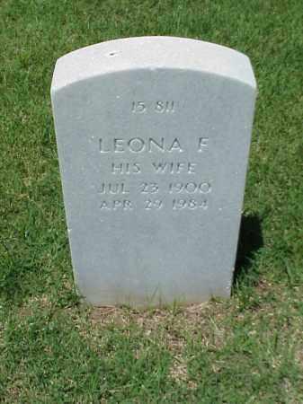 DORTON, LEONA F - Pulaski County, Arkansas | LEONA F DORTON - Arkansas Gravestone Photos