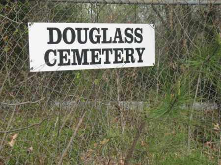 *DOUGLAS CEMETERY,  - Pulaski County, Arkansas |  *DOUGLAS CEMETERY - Arkansas Gravestone Photos