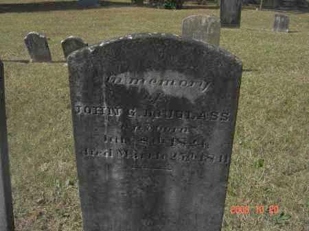 DOUGLASS, JOHN G - Pulaski County, Arkansas   JOHN G DOUGLASS - Arkansas Gravestone Photos