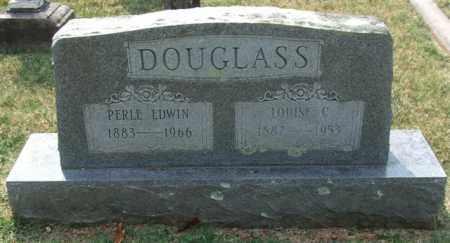 DOUGLASS, LOUISE C. - Pulaski County, Arkansas | LOUISE C. DOUGLASS - Arkansas Gravestone Photos