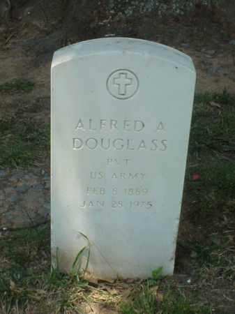 DOUGLASS (VETERAN WWI), ALFRED A - Pulaski County, Arkansas | ALFRED A DOUGLASS (VETERAN WWI) - Arkansas Gravestone Photos
