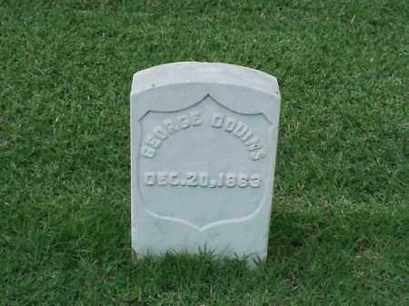 DOUINS (VETERAN UNION), GEORGE - Pulaski County, Arkansas | GEORGE DOUINS (VETERAN UNION) - Arkansas Gravestone Photos