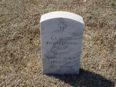 DOUTHARD (VETERAN WWII), CLAUDE - Pulaski County, Arkansas | CLAUDE DOUTHARD (VETERAN WWII) - Arkansas Gravestone Photos