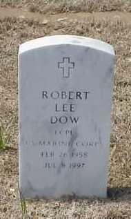 DOW (VETERAN), ROBERT LEE - Pulaski County, Arkansas | ROBERT LEE DOW (VETERAN) - Arkansas Gravestone Photos