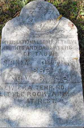 DOWING, SIDNEY - Pulaski County, Arkansas   SIDNEY DOWING - Arkansas Gravestone Photos
