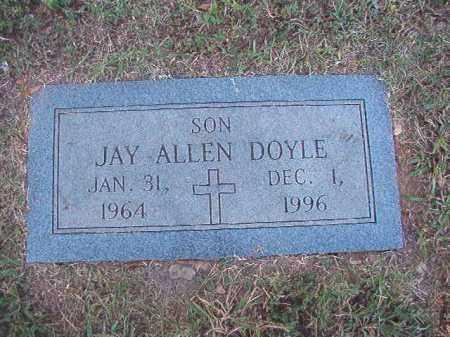 DOYLE, JAY ALLEN - Pulaski County, Arkansas | JAY ALLEN DOYLE - Arkansas Gravestone Photos