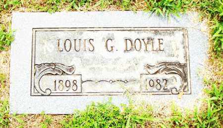 DOYLE, LOUIS G. - Pulaski County, Arkansas | LOUIS G. DOYLE - Arkansas Gravestone Photos