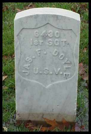 DOYLE (VETERAN SAW), JAMES F - Pulaski County, Arkansas   JAMES F DOYLE (VETERAN SAW) - Arkansas Gravestone Photos