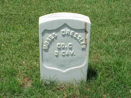 DRESSLER (VETERAN UNION), MOSES - Pulaski County, Arkansas | MOSES DRESSLER (VETERAN UNION) - Arkansas Gravestone Photos